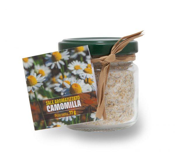 barattolino di sale aromatizzato